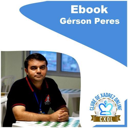 Ebook Xadrez para Treinador - MN Gérson Peres