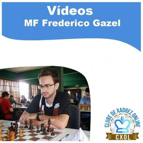 Palestra Gravada: Empates Modernos - MF Frederico