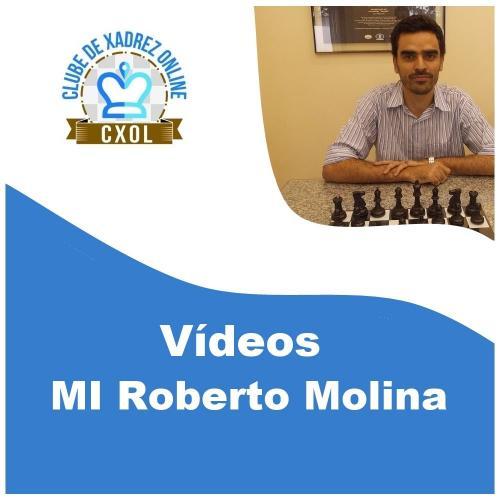 Palestra Gravada: Final - MI Roberto Molina