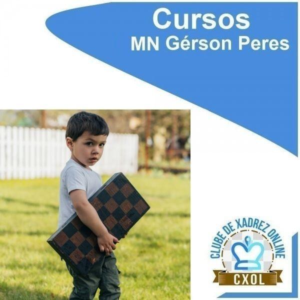 Treinamento Mensal Personalizado do CXOL: 4 Aulas Online + Material de Apoio (MN Gérson Peres)