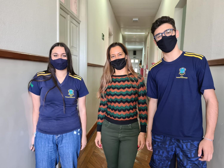 Alunos do Colégio Paula Frassinetti são semifinalistas do concurso EPTV na Escola