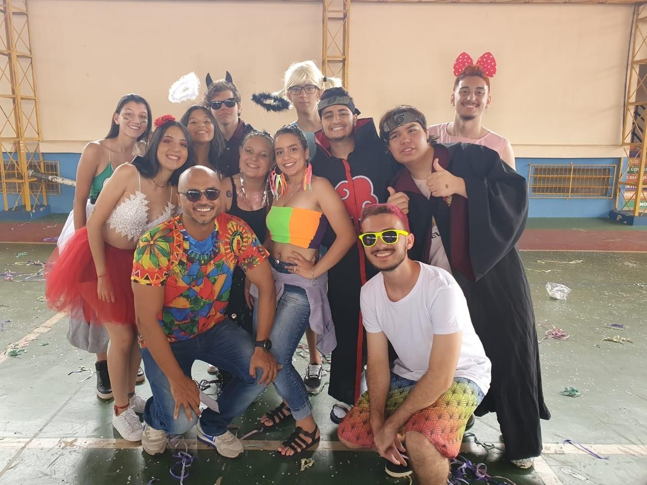 Carnaval e Alegria!
