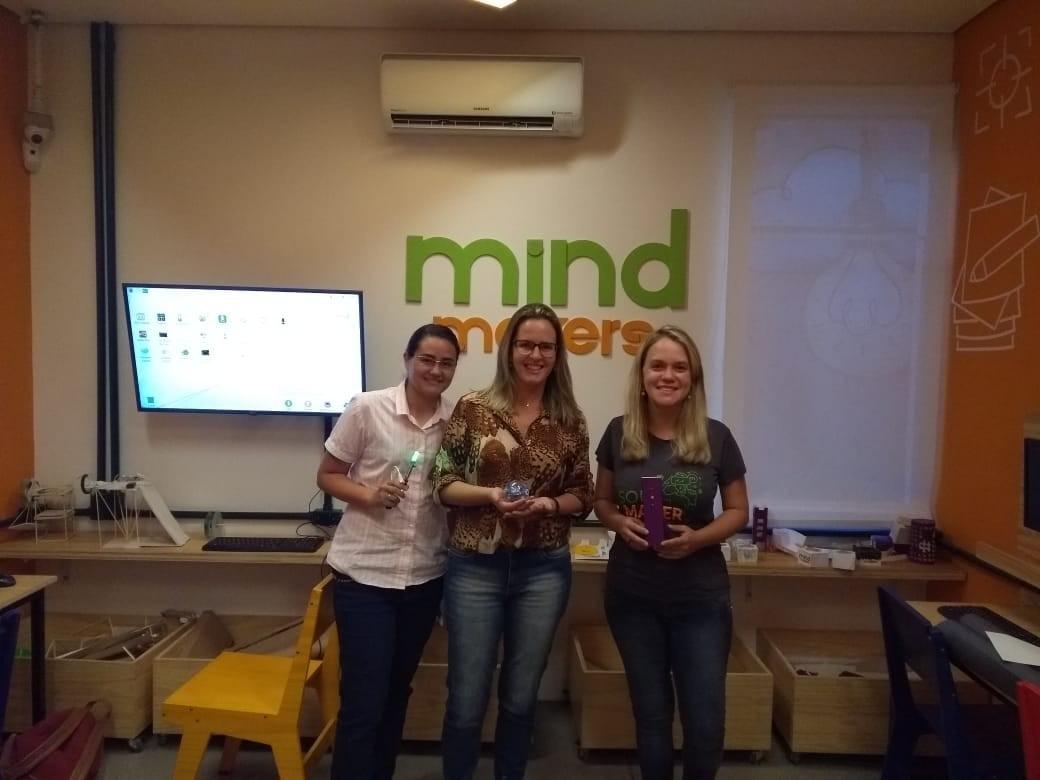 Treinamento Mind Makers
