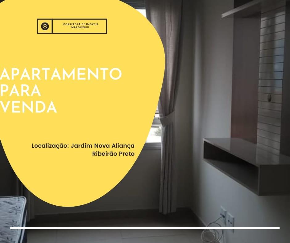 APARTAMENTO - JARDIM NOVA ALIANÇA RIBEIRÃO PRETO - SP