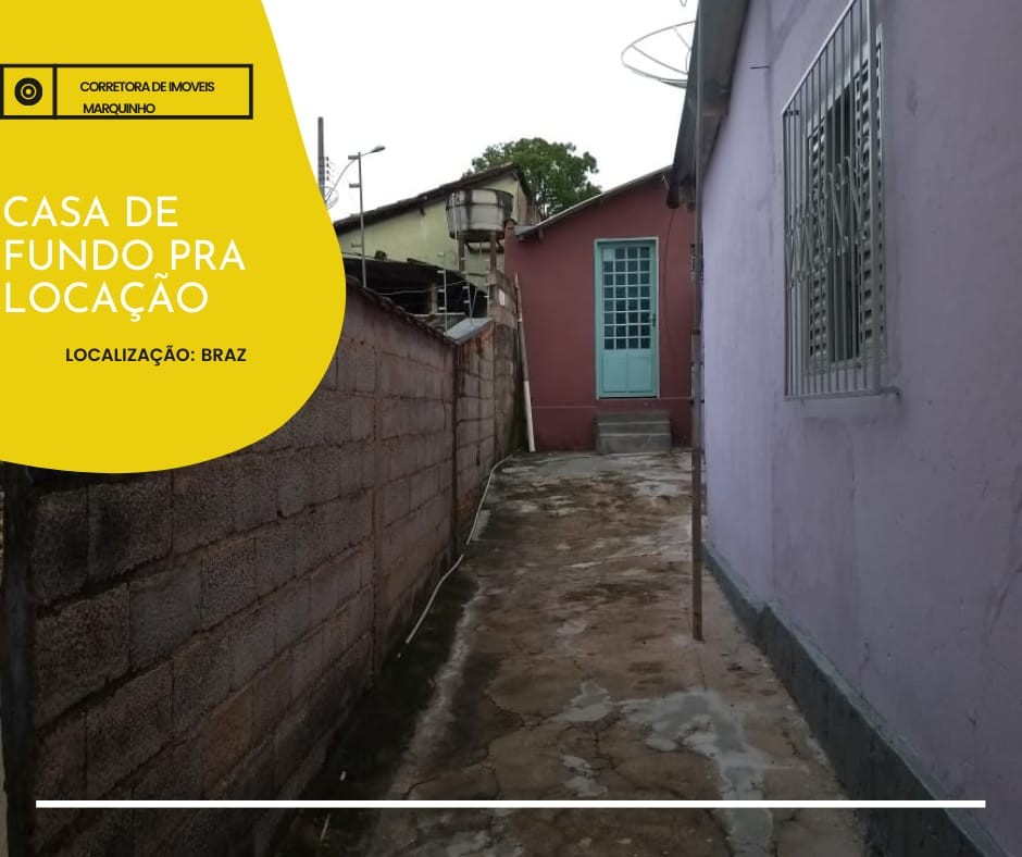 CASA - VILA BRAZ