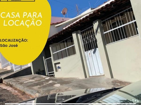 CASA PARA LOCAÇÃO - SÃO JOSE