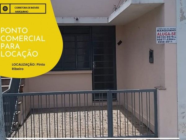 PONTO COMERCAIL - PINTO RIBEIRO
