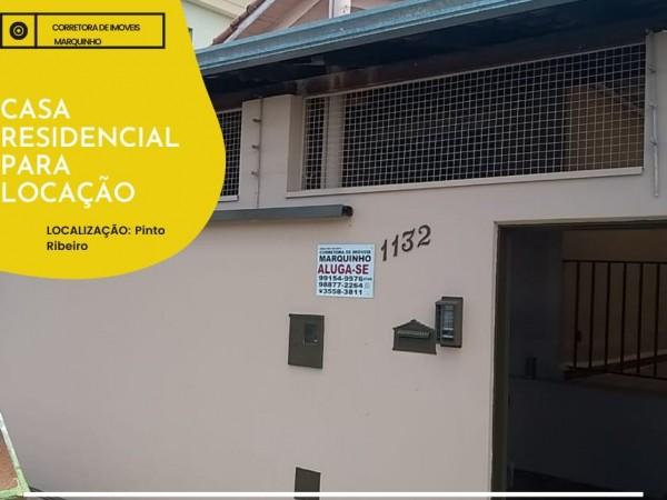 CASA - PINTO RIBEIRO