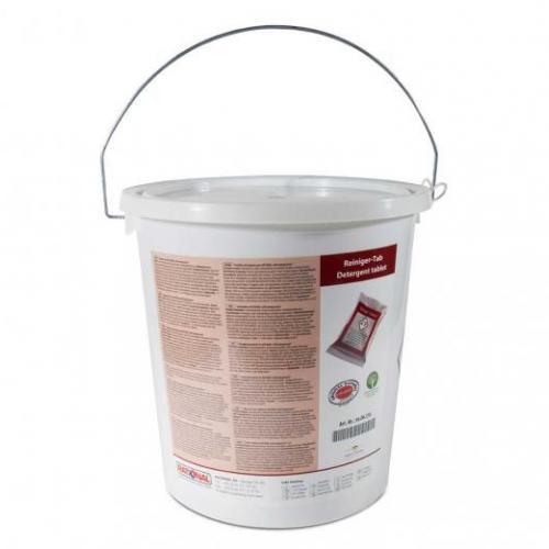 Pastilha e detergente para higienização para foros Rational