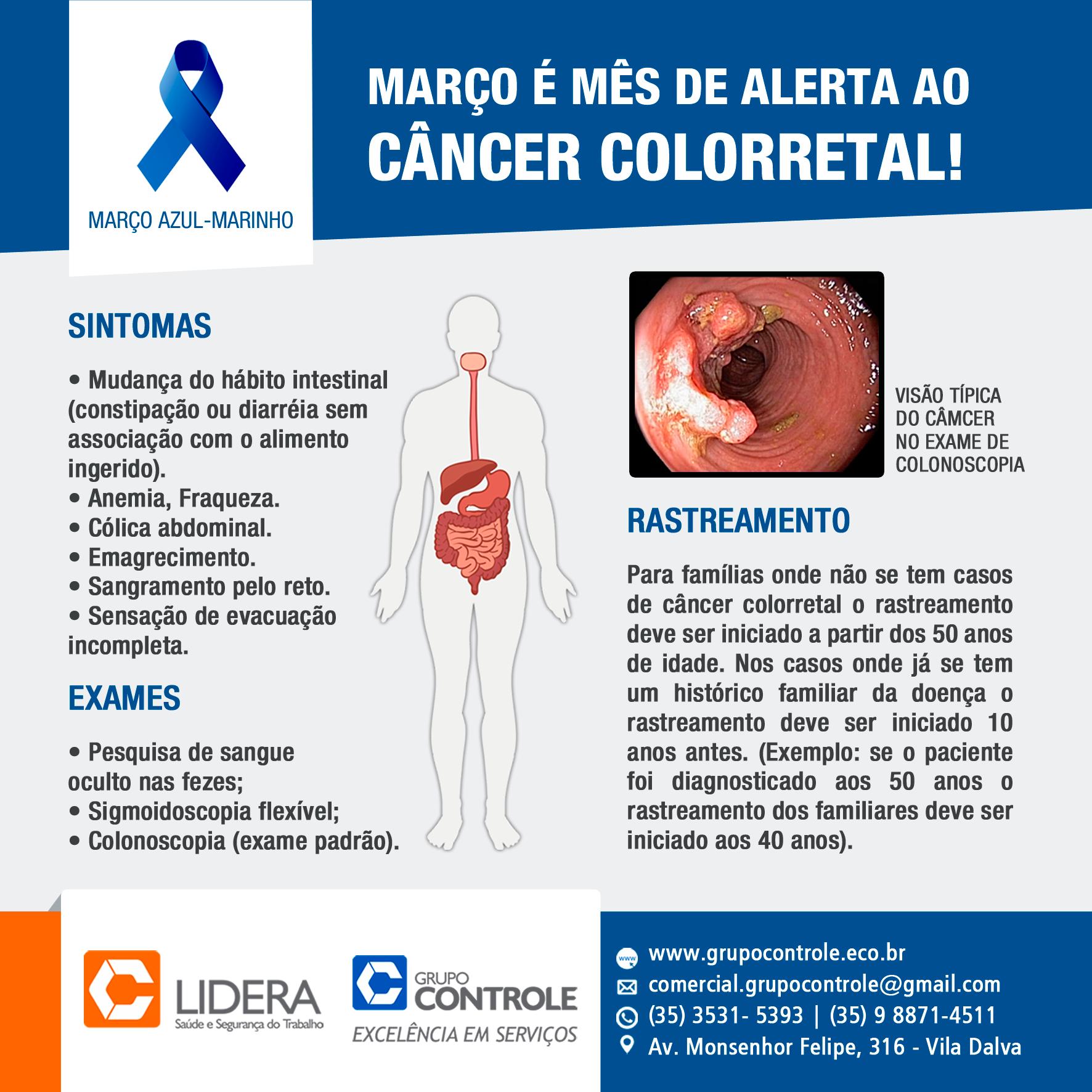 Alerta ao Câncer Colorretal
