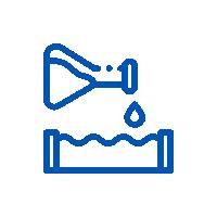 Dimensionamento de Sistema de Cloração de Água