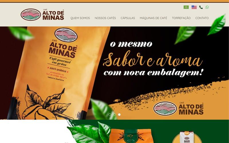 .:: Alto de Minas Café  ::.