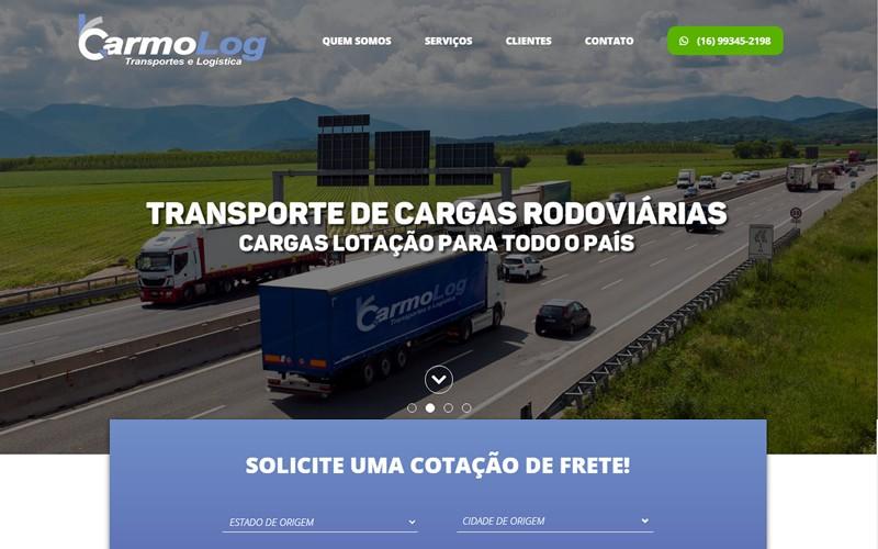 .:: Carmolog Transporte e Logística ::.