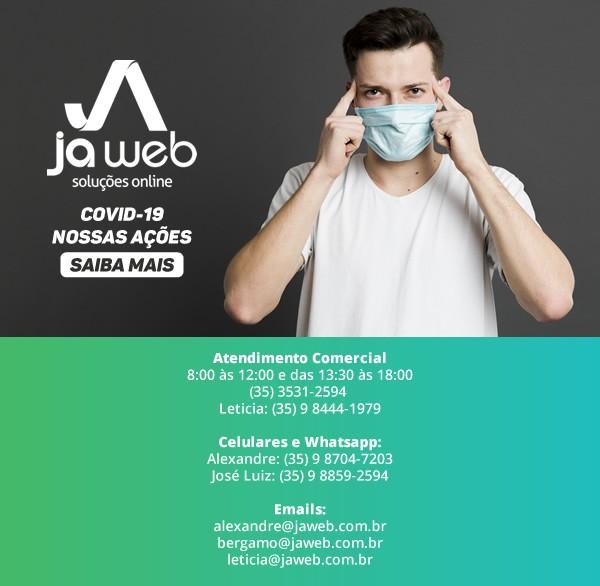 .:: Comunicado JAweb - Covid-19 ::.