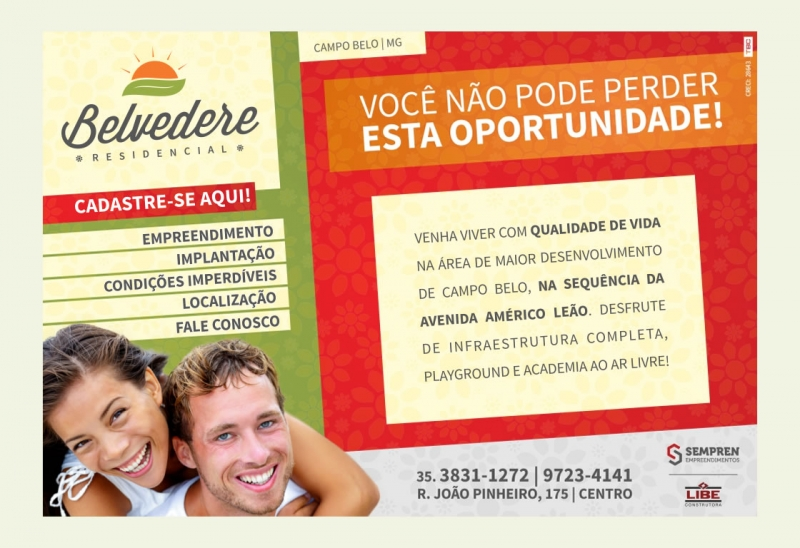 .:: Residencial Belvedere  ::.