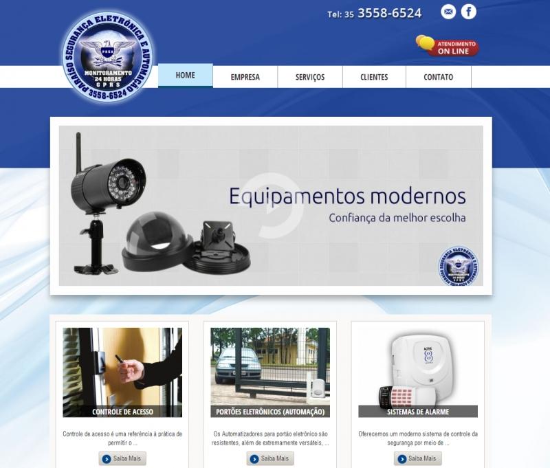 .:: Paraíso Segurança Eletrônica ::.