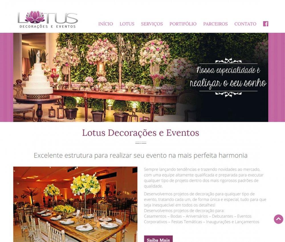 .:: Lotus Decorações e Eventos ::.