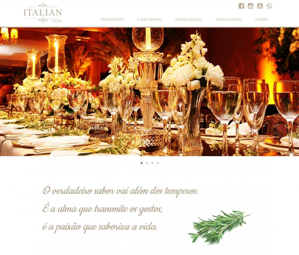 .:: Grupo Italian ::.