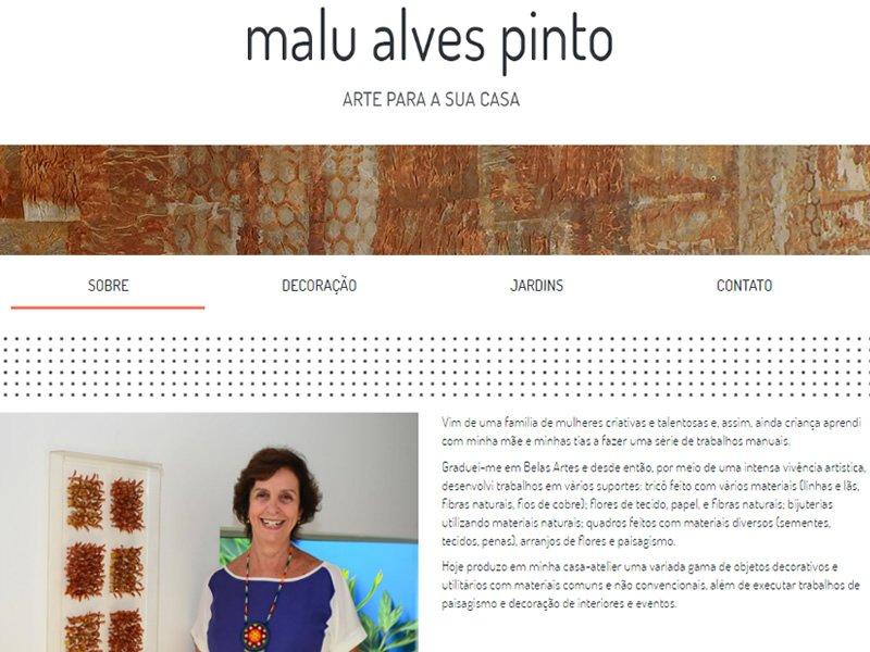 .:: Malu Alves Pinto ::.