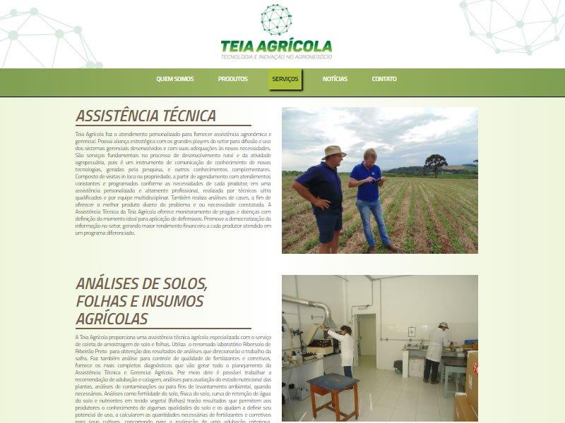 .:: Teia Agrícola ::.