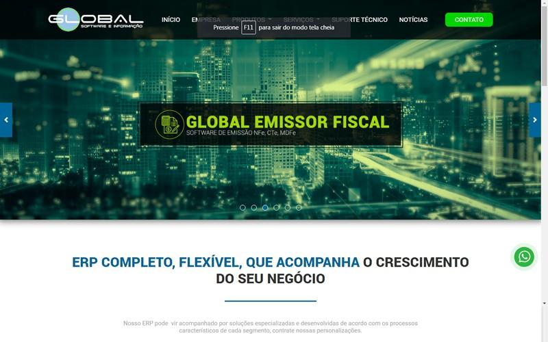 .:: Global Software e Informação ::.