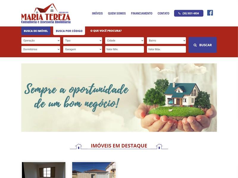 .:: Maria Tereza Imobiliária ::.