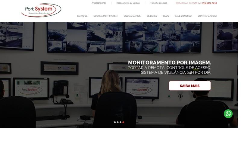 .:: Port System - site ::.