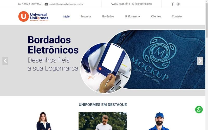 .:: Universal Uniformes  ::.