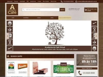 .:: http://shop.academiadocafe.com.br ::.