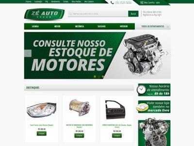 .:: http://www.zeautopecas.com.br ::.