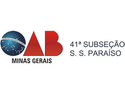 41º Subcessão OAB MG