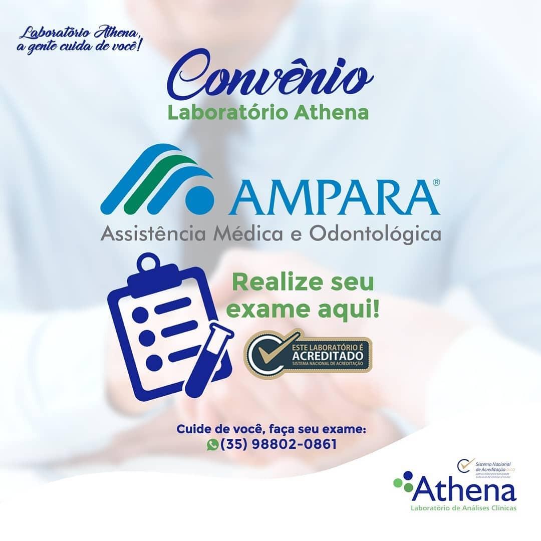 Cliente Ampara faça seus exames aqui!!