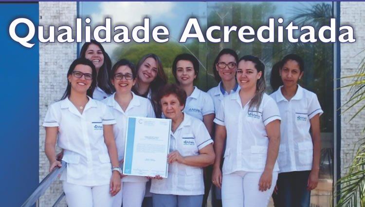 Laboratório Athena recebe acreditação nacional
