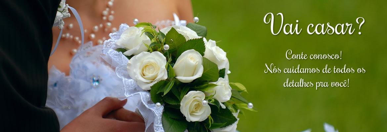 Vai casar?