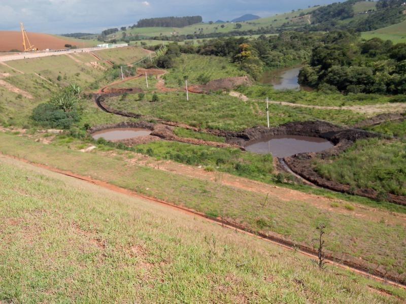 Obras para Minimização de Impacto Ambiental