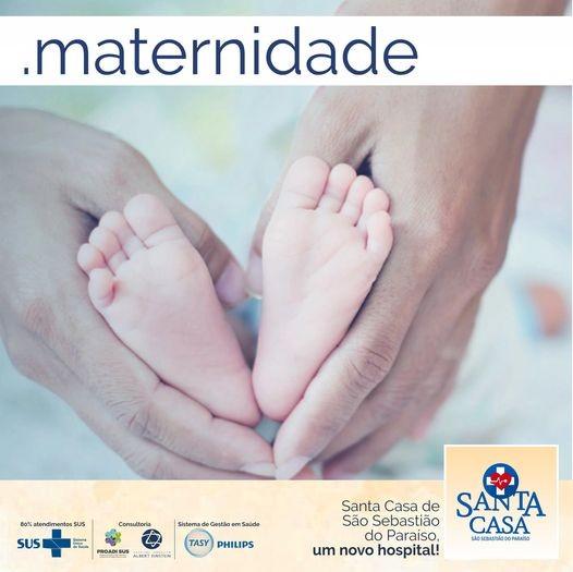 ::: MELHORIAS EM NOSSA MATERNIDADE :::