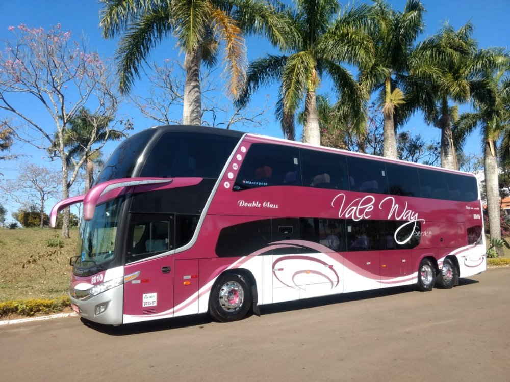 Ônibus Paradiso 1800 G7 - DD (Double Deck)