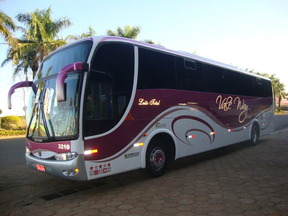 Ônibus Paradiso 1200 G6 - EXECUTIVO