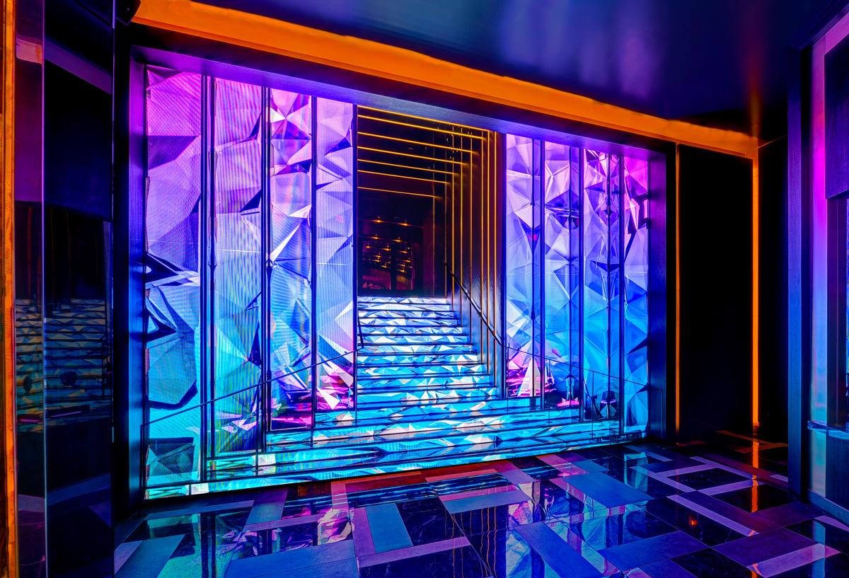 Jewel nightclub las vegas at aria resort casino for Design hotel jewel