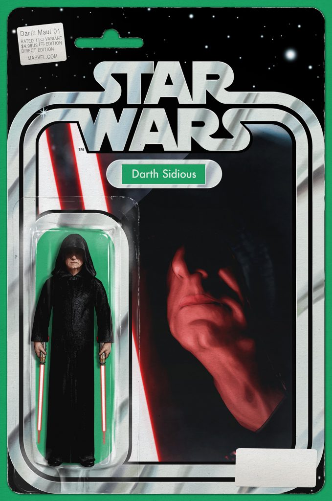 Star Wars Darth Sidious