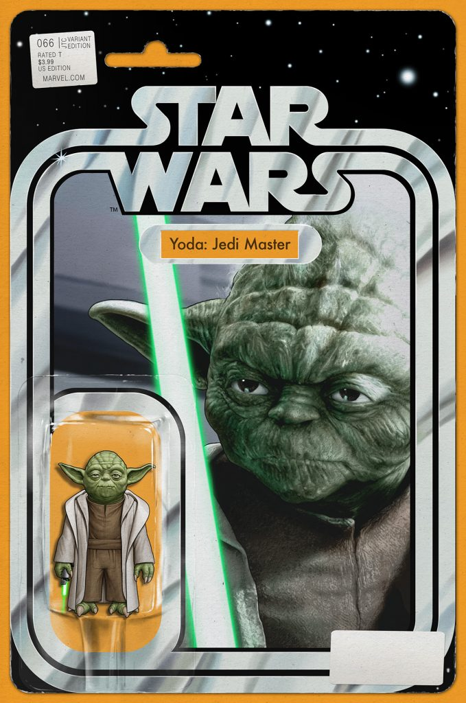 Exclusive Star Wars Action Figure Cover