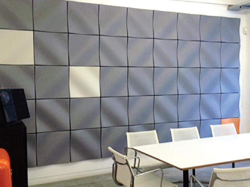 curved acoustic panels - Decorative Wall Panels Design