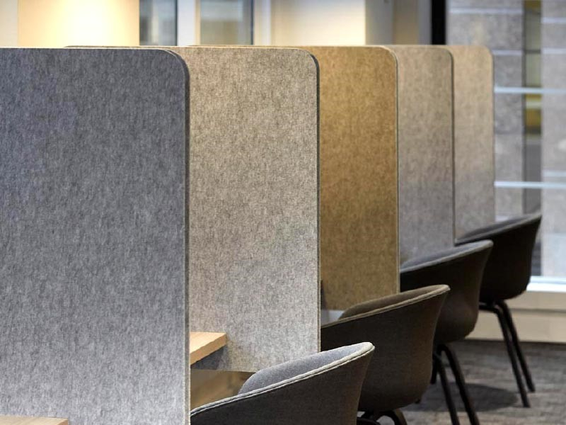Office Cubicles Acoustic Panels
