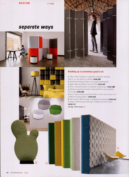 Interior Design August Issue