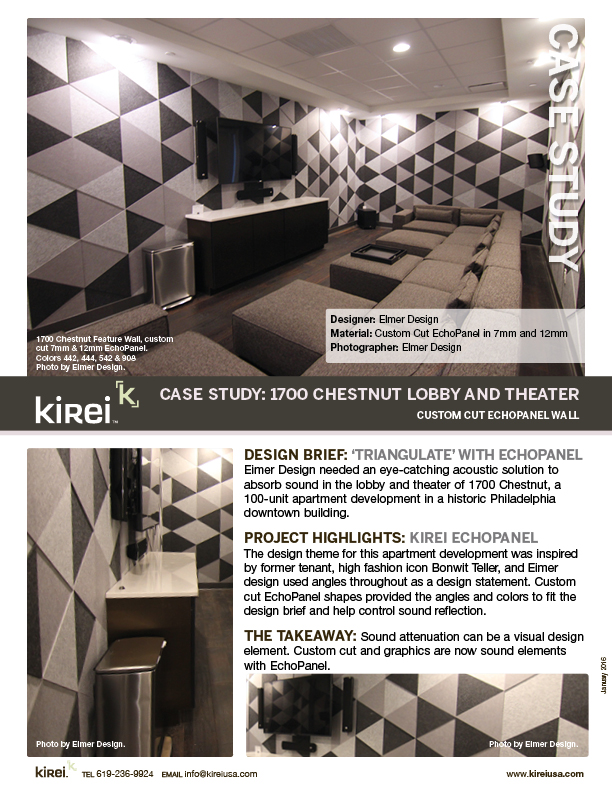Case Study Chestnut Lobby And Theater Kirei Usa