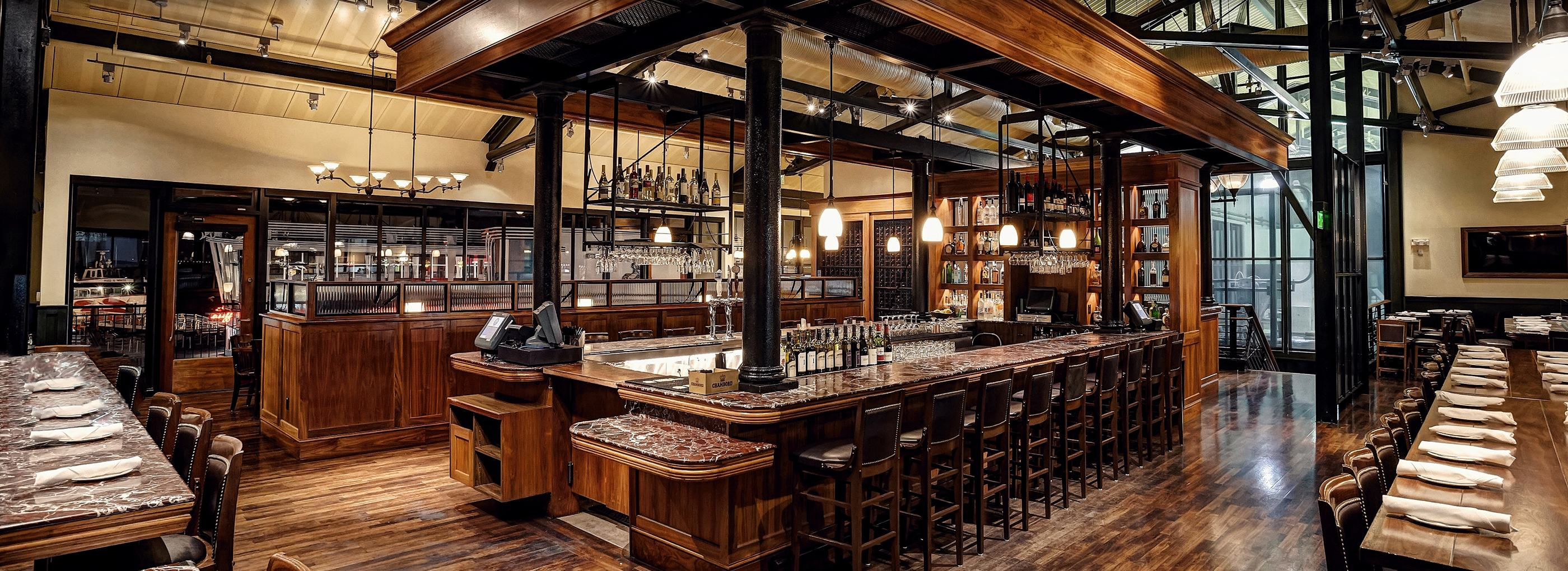 7 restaurants with great acoustic design - kirei usa
