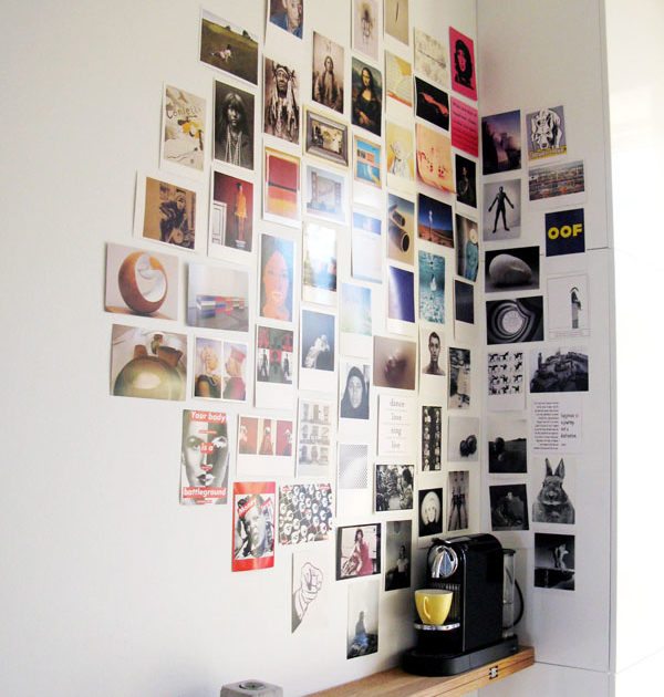 DIY-Photo-Collage-Corner