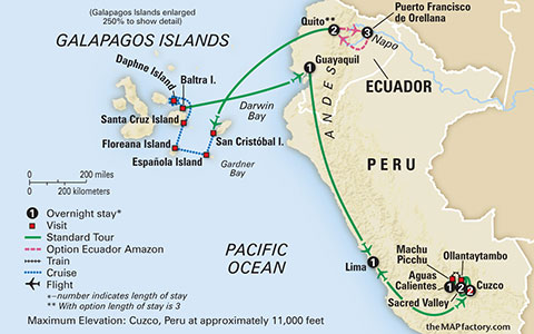 Galapagos Island National Park Is Famous For