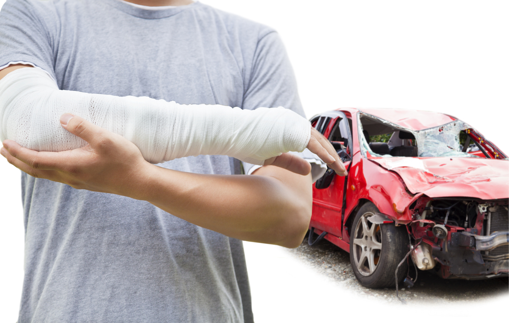 5 Common Auto Accident Injuries