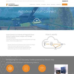 IoT Cloud Platform Landscape 3 image